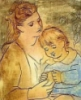 pwcorgigirl: (Picasso mother and child)
