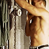 hermitsoul: The Sentinel Jim shirtless icon (TS Jim: scientistsdisco)