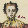 msmcknittington: Picture of a Renaissance woman looking sad (woe)