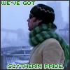 edgewareroad: (Rufus has Slytherin pride.)