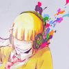 cartoonheroine: they save my life (bleach —hirako —my headphones)