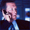 highlander_ii: Doggett talking on a cell phone ([Doggett] onna phone)