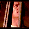 highlander_ii: Doggett in a Mexican jail cell ([Doggett] behind bars)