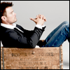 highlander_ii: Josh Duhamel sitting in a wooden box ([Josh D] inna box)