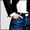 highlander_ii: Josh Duhamel's hip; his hand in his pocket ([Josh D] hand inna pocket)