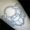 senusenu: (Tattoo - Scarab)