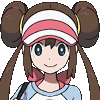 metapianycist: The female player character from Pokemon Black & White 2. (rainbow trans ace)