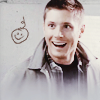 wyn: (Supernatural: Dean: Happy Dean!, Supernatural: Dean: Happy Dean)