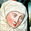 loathlylady: a medieval woman looking wise (Default)