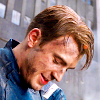 thingswithwings: Steve Rogers with his cowl off looking dirty and rueful (avengers - steve dirty and rueful)