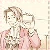 69_crab: NONE OF THESE ARE MINE I STEAL ALL THE IMAGES (EDGEWORTH)