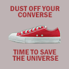 eeveekitty85: (converse save the universe)