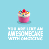 moonvoice: (t - you are an awesomecake!)