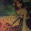 sopurpleithurts: (FFX | Lonely out there)
