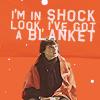 justcyanide: (Sherlock shock blanket)