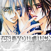 rashieatcg: Vampire Knight :: Test Your Luck (Test Your Luck)