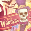 "outlineofash: Artwork of a skull in suit and top hat. Text reads ""The wonders of life."" (Sundry - Skeletal Wonders)"
