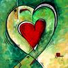 weepingnaiad: Heart within a Heart (Heart)