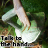 ximeria: (MISCH - talk to the hand)