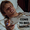 ximeria: (merlin - come to bed)