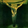 beatrice_otter: Dali's Christ of St. John of the Cross (St. John of the Cross)