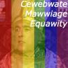 flewellyn: (Mawwiage!  Twue wove!)