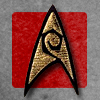 beatrice_otter: Star Trek symbol--red background (Red Shirt)