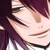 calando: ([b] smirk)