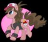 etranger: (pony)