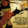 onceaskrull: (Batman: Robin to the rescue)