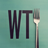 ofearthandstars: The letters W and T followed by a fork. (WTFork)