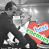 x_losfic: (Best Enemies)