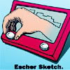 cmattg: Drawing itself (Escher)
