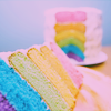 sembatsuru: made by visual_wit@dw (→ Rainbow Cake - Stock)
