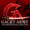 gackt_army: Gackt Army International Fanclub Logo (Default)