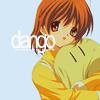 dracobolt: Furukawa Nagisa holding a dango plushie. (Nagisa with dango)