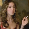 apexpredator: (carrie smoking)