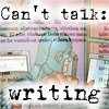 masterofmidgets: (cap, writing)