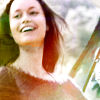 silverblade219: River (from the tv show firefly) smiling and dancing.  actress: Summer Glau (Firefly -- River)