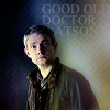 mithen: (Good Old Doctor Watson)