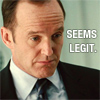 capn_mactastic: Coulson with raised eyebrows.  Text reads: seems legit. (seems legit)