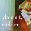 groovesinorbit: scully (damn it mulder)