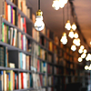 angelbabe_cj: picture of library stacks (library!)