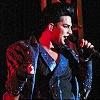 copykween: (Adam Lambert Live - Flirty Pose)