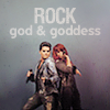 copykween: (Rock God and Goddess - Adam and Allison)