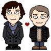 l_eremita: (SH - Sherlock <3 John)