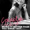 next_to_normal: b&w Cordelia looking smug; text: Cordelia Chase: doing it better than you since 1997. (Cordy does it better)