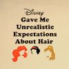 next_to_normal: (Disney hair)