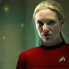 elfin: image: olivia dunham wearing a star fleet uniform (fringetrek.captain dunham)