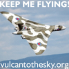 laura_trekkie: Avro Vulcan XH558 in flight (Default)